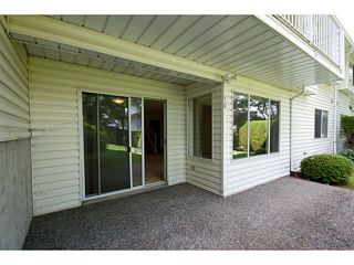 """Photo 18: 10 3054 TRAFALGAR Street in Abbotsford: Central Abbotsford Townhouse for sale in """"WHISPERING PINES"""" : MLS®# F1401504"""