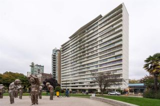 """Photo 31: 1901 1835 MORTON Avenue in Vancouver: West End VW Condo for sale in """"Ocean Towers"""" (Vancouver West)  : MLS®# R2580468"""
