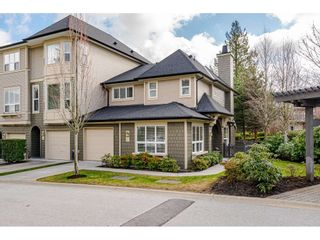 """Photo 1: 10 7938 209 Street in Langley: Willoughby Heights Townhouse for sale in """"Red Maple Park"""" : MLS®# R2557291"""
