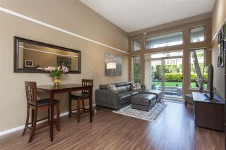 Photo 2: 117 3178 DAYANEE SPRINGS BOULEVARD in Coquitlam: Westwood Plateau Condo for sale : MLS®# R2385533