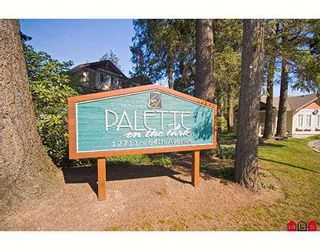 """Photo 10: 34 12711 64TH Avenue in Surrey: West Newton Townhouse for sale in """"PALETTE ON THE PARK"""" : MLS®# F2722983"""