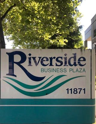 """Photo 1: 1135 11871 HORSESHOE Way in Richmond: Gilmore Industrial for sale in """"RIVERSIDE BUSINESS PLAZA"""" : MLS®# C8038421"""