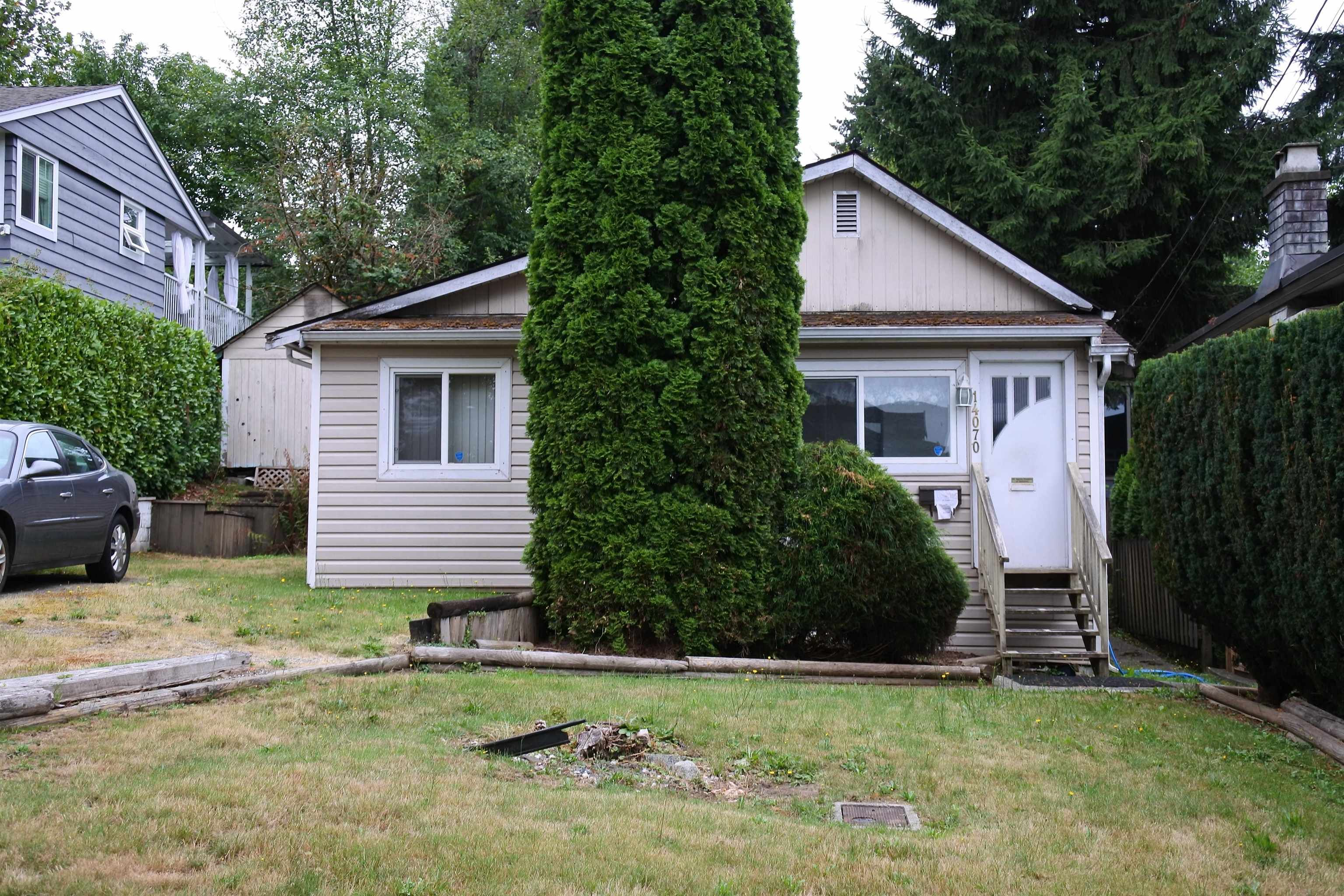 Main Photo: 14070 114A Avenue in Surrey: Bolivar Heights House for sale (North Surrey)  : MLS®# R2612701