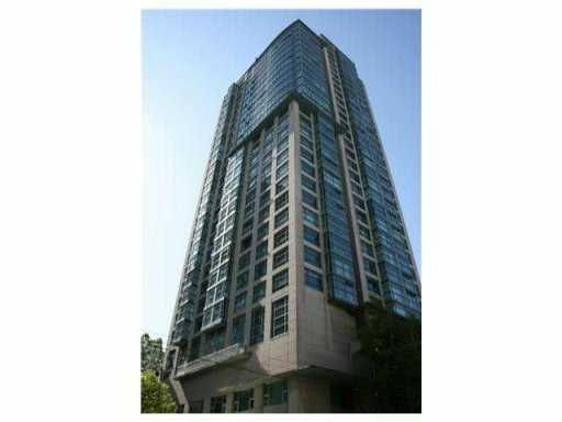"""Main Photo: 2804 438 SEYMOUR Street in Vancouver: Downtown VW Condo for sale in """"THE CONFERENCE PLAZA"""" (Vancouver West)  : MLS®# V832466"""