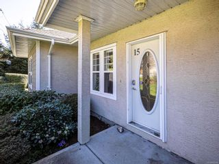 Photo 3: 15 315 Six Mile Rd in : VR Six Mile Row/Townhouse for sale (View Royal)  : MLS®# 872809