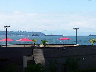 Photo 8: 1830 BELLEVUE AV in West Vancouver: Ambleside Condo for sale : MLS®# V1102775