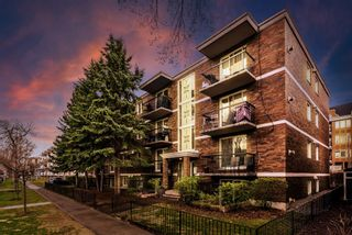 Photo 1: 104 835 18 Avenue SW in Calgary: Lower Mount Royal Apartment for sale : MLS®# A1103404