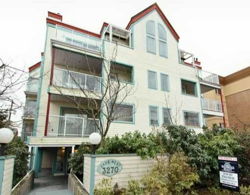 """Main Photo: 3270 W 4TH Ave in Vancouver: Kitsilano Condo for sale in """"JADE WEST"""" (Vancouver West)  : MLS®# V635161"""