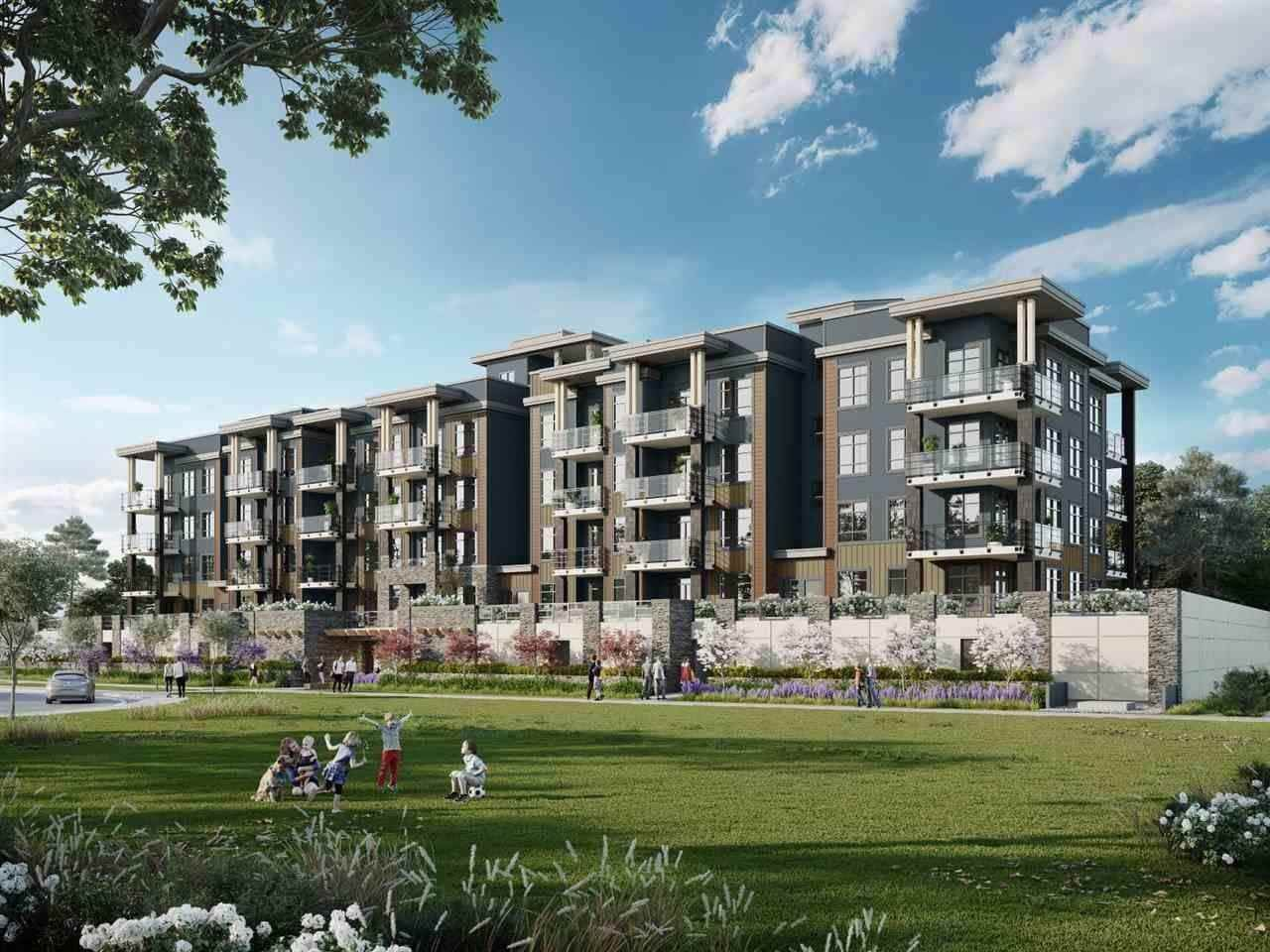"""Main Photo: 508 45562 AIRPORT Road in Chilliwack: Chilliwack E Young-Yale Condo for sale in """"THE ELLIOT"""" : MLS®# R2586890"""