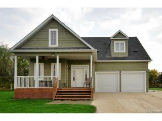 Photo 1: 12 Spillway Cove in STMALO: Manitoba Other Residential for sale : MLS®# 1423600