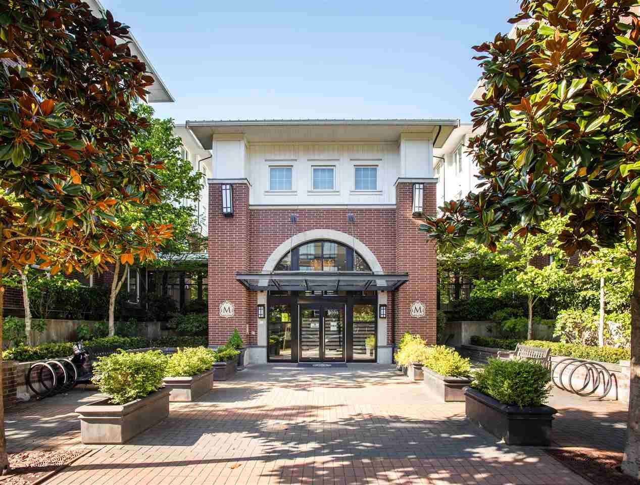Main Photo: 333 9399 ODLIN ROAD in : West Cambie Condo for sale : MLS®# R2581196