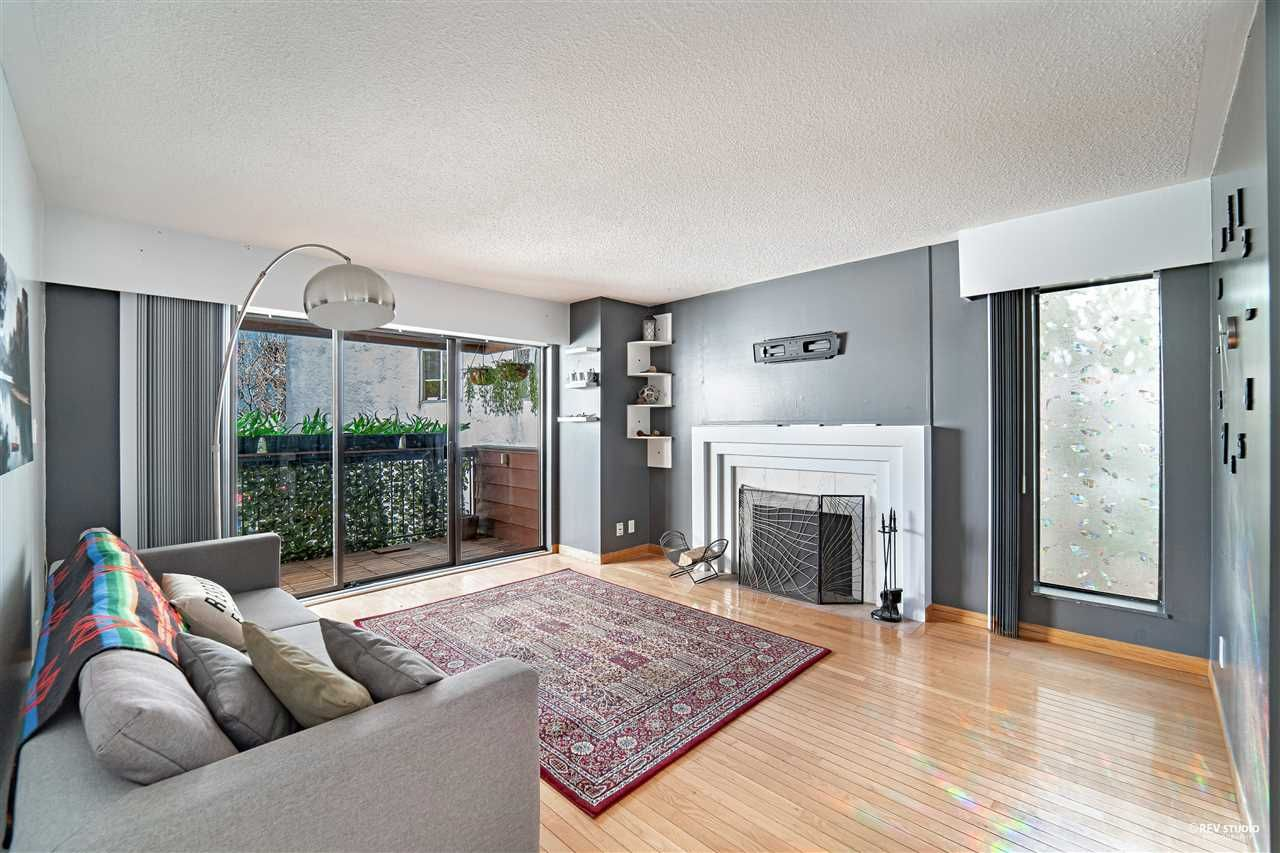 """Main Photo: 204 1649 COMOX Street in Vancouver: West End VW Condo for sale in """"Hillman Court"""" (Vancouver West)  : MLS®# R2563053"""