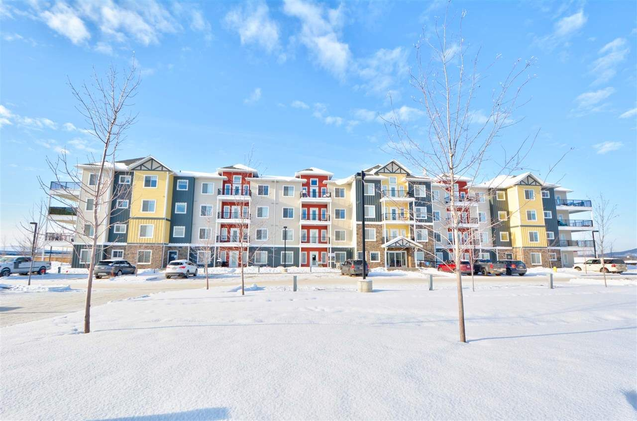 Main Photo: 302 11205 105 AVENUE in : Fort St. John - City NW Condo for sale : MLS®# R2328645