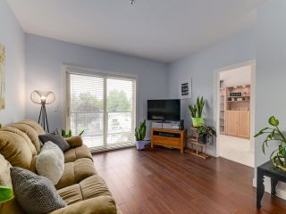 """Photo 5: 320 20219 54A Avenue in Langley: Langley City Condo for sale in """"Suede Living"""" : MLS®# R2602848"""