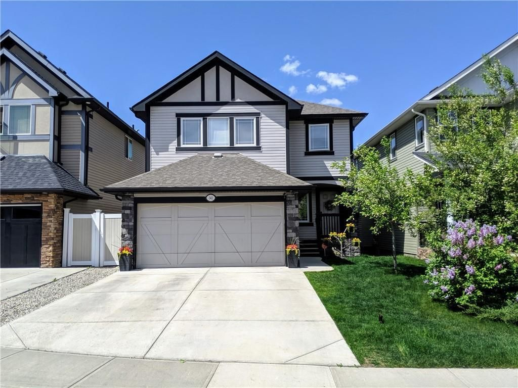 Main Photo: 342 KINGSBURY View SE: Airdrie Detached for sale : MLS®# C4265925
