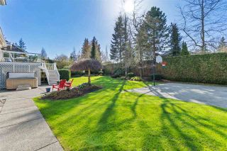 "Photo 37: 2577 138A Street in Surrey: Elgin Chantrell House for sale in ""Peninsula Park"" (South Surrey White Rock)  : MLS®# R2556090"