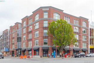 Photo 2: 305 601 Herald St in VICTORIA: Vi Downtown Condo for sale (Victoria)  : MLS®# 802522