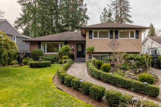 Photo 1: 1107 LINNAE Avenue in North Vancouver: Canyon Heights NV House for sale : MLS®# R2551247