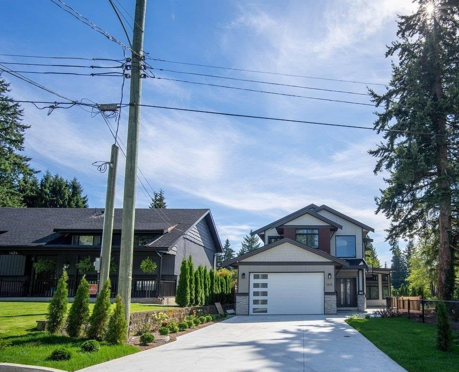 Main Photo: 1412 ROSS Avenue in Coquitlam: Central Coquitlam House for sale : MLS®# R2608618