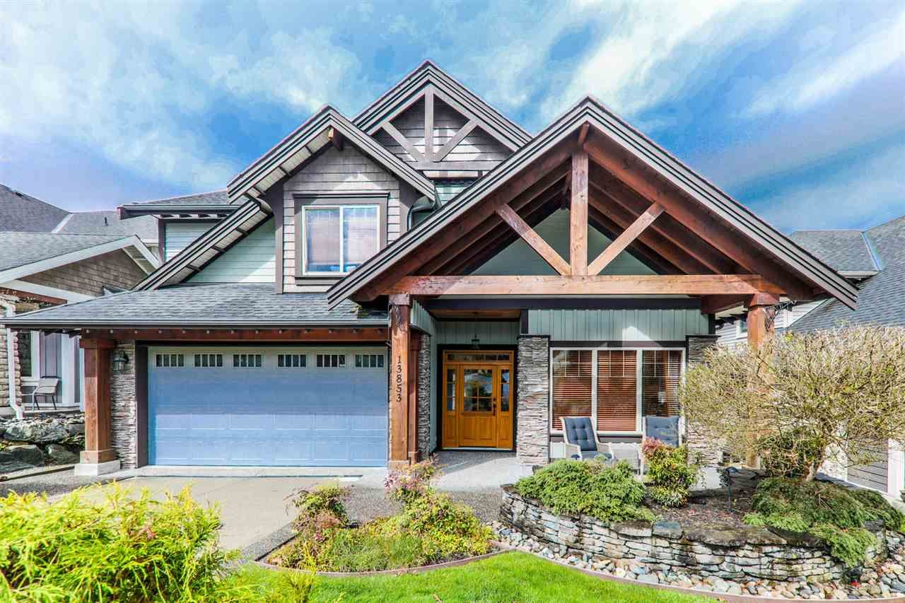 """Main Photo: 13853 DOCKSTEADER Loop in Maple Ridge: Silver Valley House for sale in """"SILVER VALLEY"""" : MLS®# R2256822"""