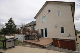 Photo 15: 18 MCDOUGALL Road in Lorette: R05 Residential for sale : MLS®# 1802406
