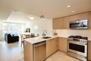"""Photo 4: 506 95 MOODY Street in Port Moody: Port Moody Centre Condo for sale in """"THE STATION"""" : MLS®# R2569113"""