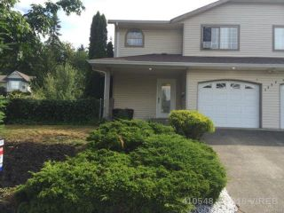 Photo 1: A 4699 SHETLAND PLACE in COURTENAY: CV Courtenay East Half Duplex for sale (Comox Valley)  : MLS®# 734537