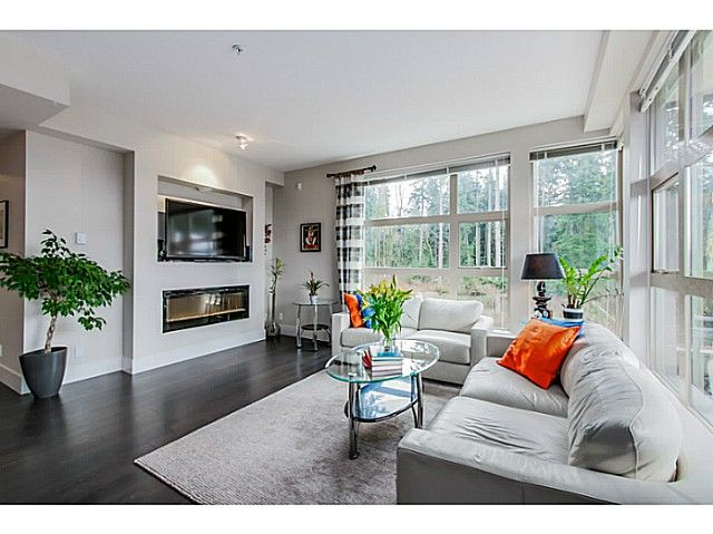 Main Photo: # 328 3606 ALDERCREST DR in North Vancouver: Roche Point Condo for sale : MLS®# V1107387