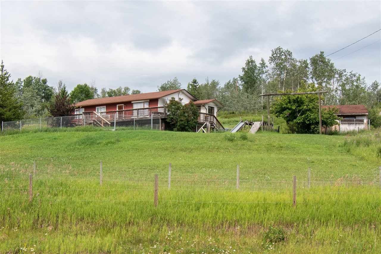 Main Photo: Map location: 3712 OLD BABINE LAKE Road in Smithers: Smithers - Rural House for sale (Smithers And Area (Zone 54))  : MLS®# R2356806