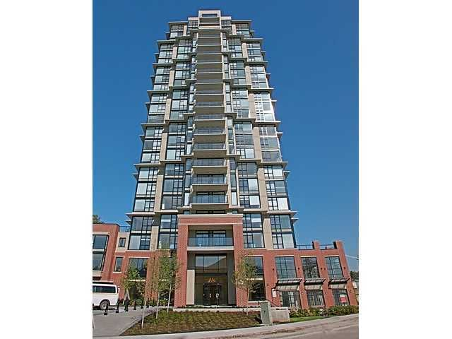 "Main Photo: 1502 15 E ROYAL Avenue in New Westminster: Fraserview NW Condo for sale in ""VICTORIA HILLS"" : MLS®# V893585"