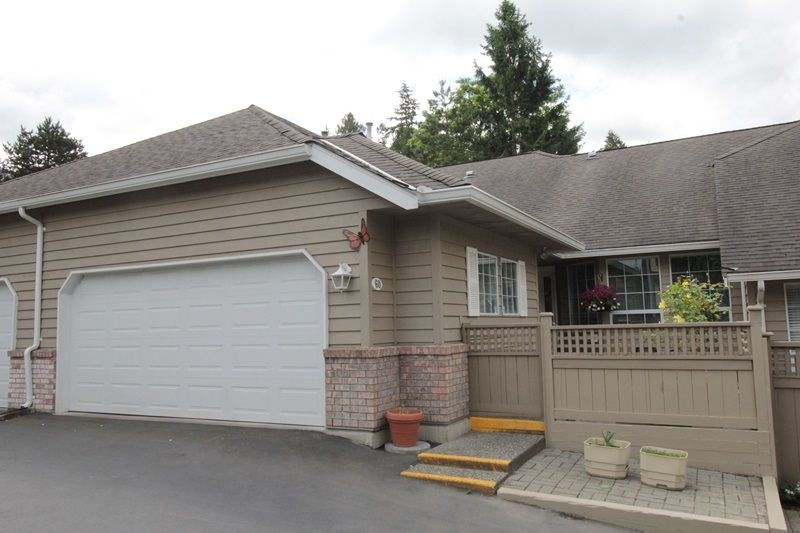 """Main Photo: 60 21848 50 Avenue in Langley: Murrayville Townhouse for sale in """"Cedar Crest Estates"""" : MLS®# R2173433"""