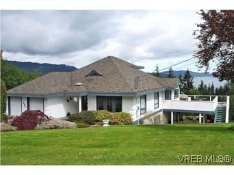 Main Photo: 1560 Sylvan Pl in NORTH SAANICH: NS Lands End House for sale (North Saanich)  : MLS®# 537091