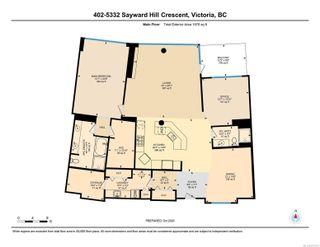 Photo 4: 402 5332 Sayward Hill Cres in : SE Cordova Bay Condo for sale (Saanich East)  : MLS®# 877023