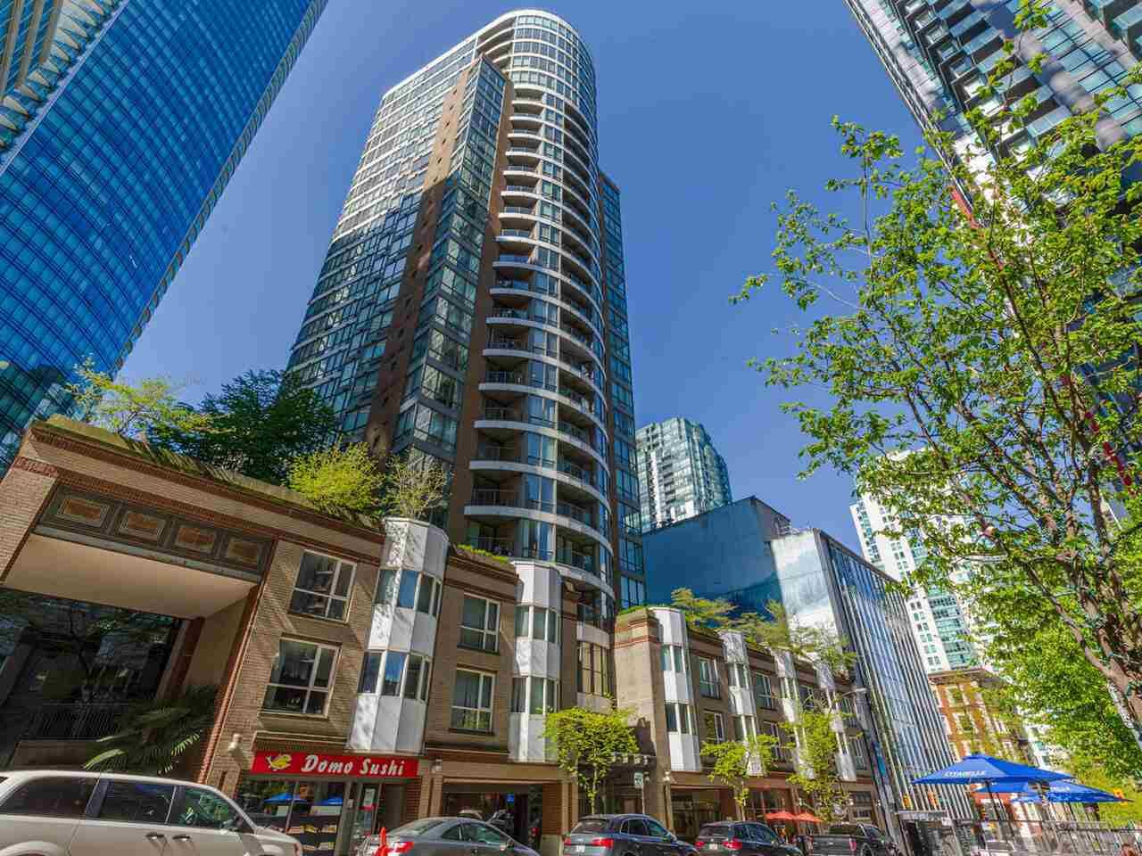 "Main Photo: 2308 1166 MELVILLE Street in Vancouver: Coal Harbour Condo for sale in ""ORCA PLACE"" (Vancouver West)  : MLS®# R2570672"