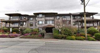 """Photo 1: 204 1460 MARTIN Street: White Rock Condo for sale in """"Capistrano"""" (South Surrey White Rock)  : MLS®# R2146095"""