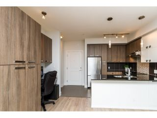 "Photo 3: 203 15956 86 A Avenue in Surrey: Fleetwood Tynehead Condo for sale in ""ASCEND"" : MLS®# R2045552"