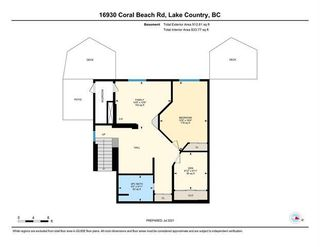 Photo 48: 16930 Coral Beach Road, in Lake Country: House for sale : MLS®# 10236418