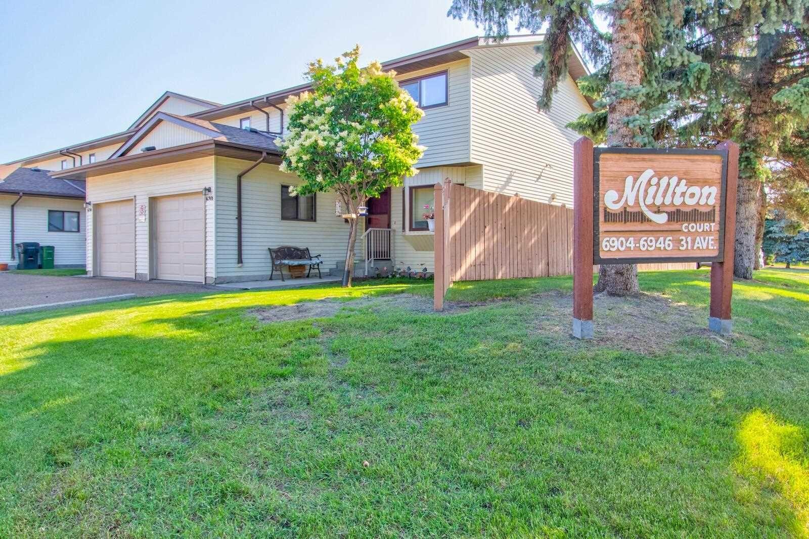 Main Photo:  in Edmonton: Zone 29 Townhouse for sale : MLS®# E4251850