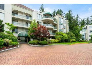 """Photo 1: 201 1725 MARTIN Drive in Surrey: Sunnyside Park Surrey Condo for sale in """"SOUTHWYND"""" (South Surrey White Rock)  : MLS®# R2588557"""