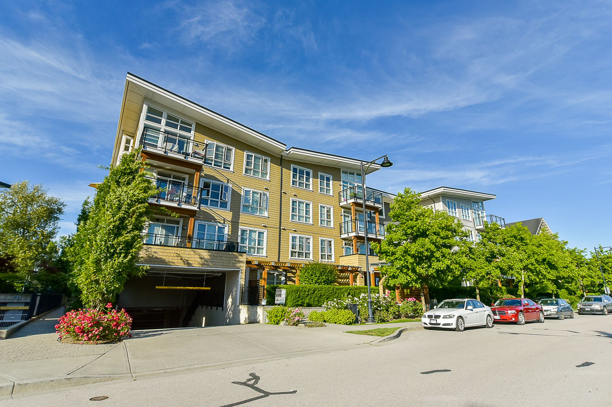 Main Photo: 408 23255 Billy Brown Road in : Fort Langley Condo for sale (Langley)