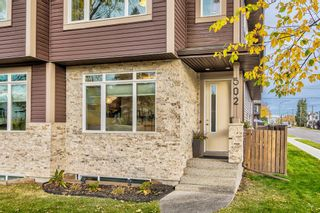 Photo 2: 502 18 Avenue NW in Calgary: Mount Pleasant Semi Detached for sale : MLS®# A1151227