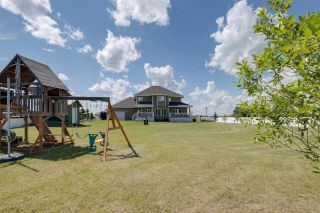 Photo 44: 101 NORTHVIEW Crescent: Rural Sturgeon County House for sale : MLS®# E4227011