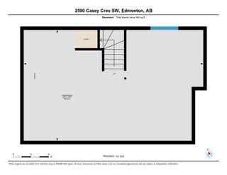 Photo 25: 2590 CASEY Way in Edmonton: Zone 55 House Half Duplex for sale : MLS®# E4227673