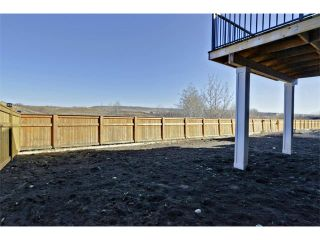 Photo 30: 140 FIRESIDE Place: Cochrane House for sale : MLS®# C4004650