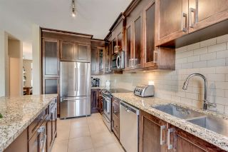 Photo 3: 4 1299 COAST MERIDIAN Road in Coquitlam: Burke Mountain Townhouse for sale : MLS®# R2156577