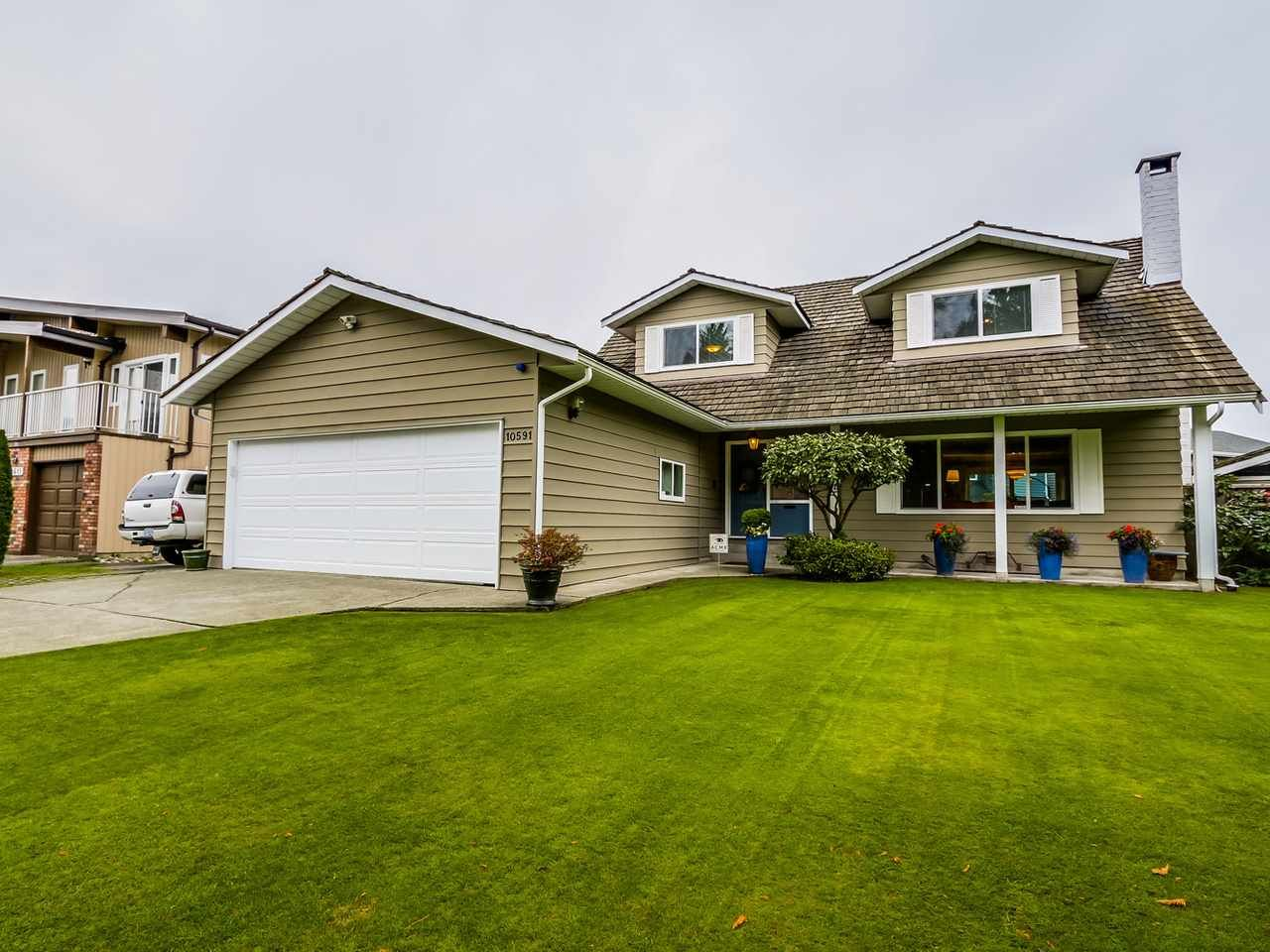 Main Photo: 10591 TREPASSEY DRIVE: Steveston North Home for sale ()  : MLS®# R2012787