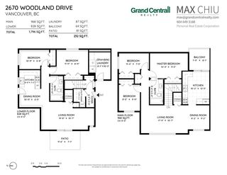 Photo 3: 2670 - 2680 WOODLAND Drive in Vancouver: Grandview Woodland Duplex for sale (Vancouver East)  : MLS®# R2523104