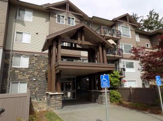 "Photo 2: 204 2581 LANGDON Street in Abbotsford: Abbotsford West Condo for sale in ""COBBLESTONE"" : MLS®# R2295652"
