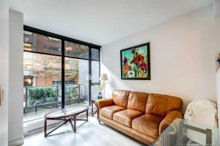 """Photo 3: 1145 HORNBY Street in Vancouver: Downtown VW Townhouse for sale in """"ADDITION"""" (Vancouver West)  : MLS®# R2574900"""