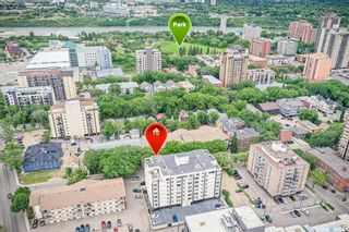 Photo 47: 701 525 3rd Avenue North in Saskatoon: Central Business District Residential for sale : MLS®# SK860094